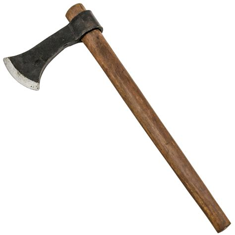 Handmade Axe - rustic handmade viking carbon steel ax