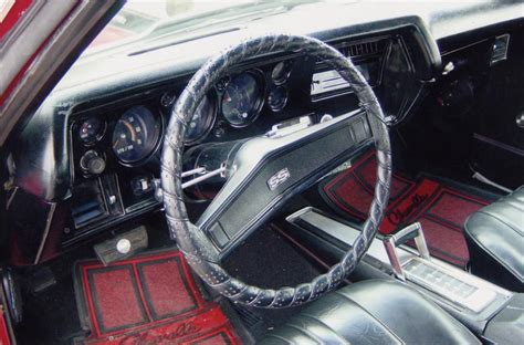 1971 Chevelle Ss Interior by 1971 Chevrolet Chevelle Ss 2 Door Coupe 21515