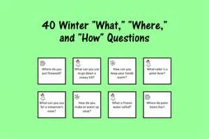 Boys Bedroom Ideas Sports winter quot what quot quot where quot and quot how quot questions speech