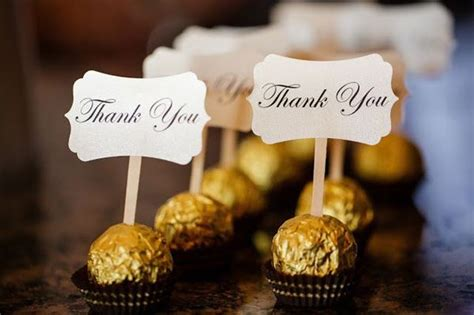wedding thank you for gift 25 inetresting thank you wedding gift for the guests godfather style