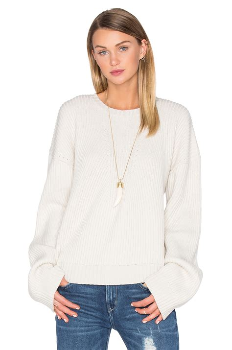 Sweater X house of harlow 1960 x revolve quinn sweater shop your way shopping earn points on