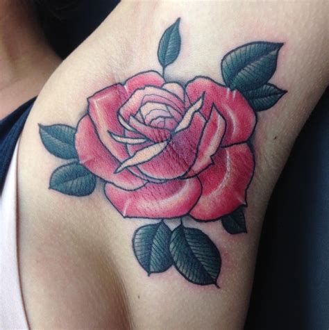 gambar hits instagram tato bunga ketiak idn times mawar