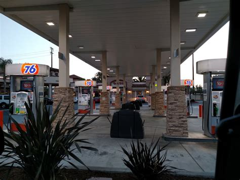 76 gas station gas stations 11920 e foothill blvd