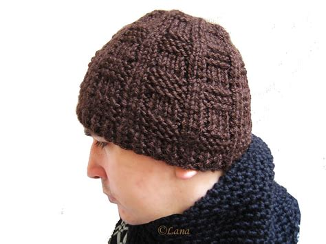 beanie hat knit knitting beanie patterns free patterns