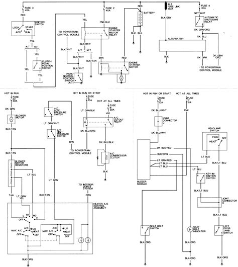 2000 dodge neon speaker wiring diagram electrical schematic