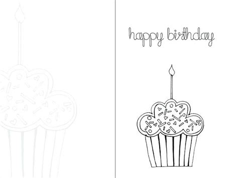 Hp Birthday Card Template