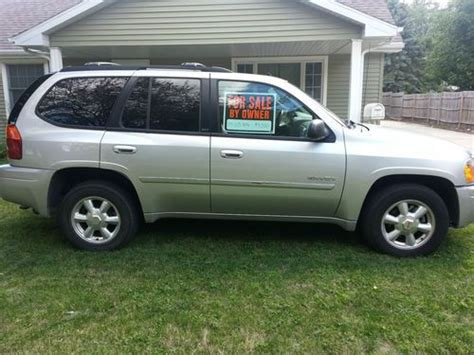 how to sell used cars 2006 gmc envoy xl lane departure warning buy used 2006 gmc envoy slt in cedar falls iowa united states for us 9 000 00