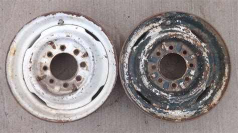 1950 Chevy Truck 8 Lug Wheels 1956 Rims For Sale Vintage Car Parts