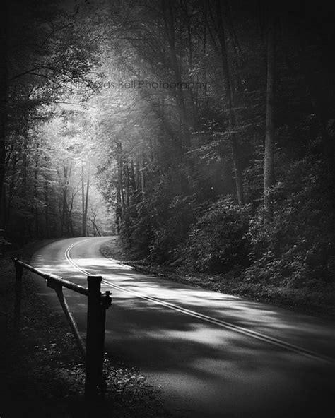 black and white photography landscape photography smoky