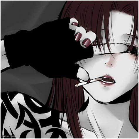 imagenes anime gotico im 225 genes g 243 ticas inspiradas en los dibujos de anime mil