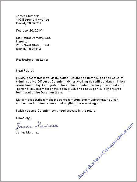 sle resignation letter resignation letter sle reason continue study work work