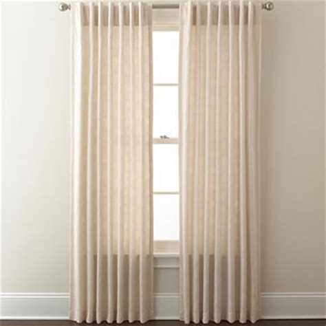 jcpenney com curtains saturn back tab curtain panel jcpenney window