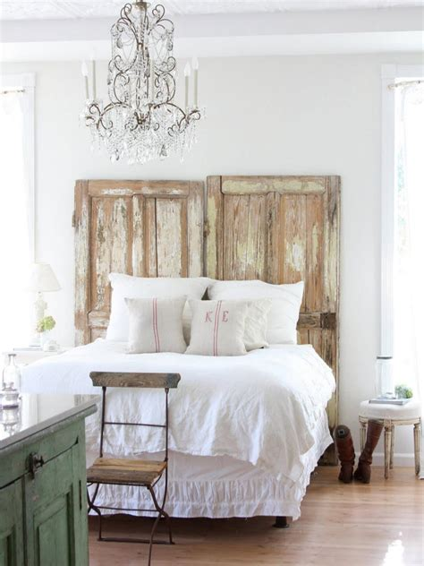 decorating headboards how to distress furniture hgtv