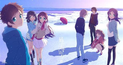 nagi no asukara nagi no asukara lull in the sea otaku