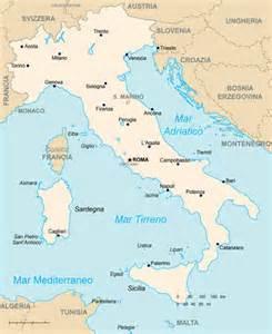 di italia italia capitale mappa