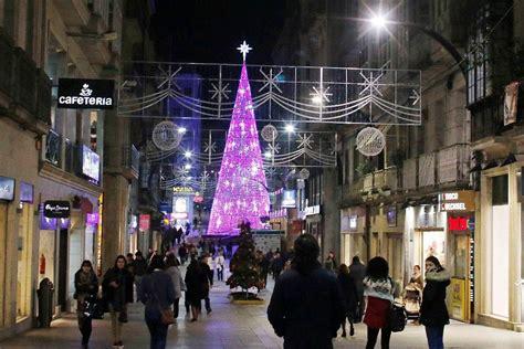 imagenes navidad vigo luces y decoraci 243 n navide 241 a traen el ambiente de fiesta