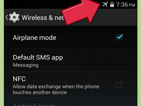 airplane mode android how to put an android phone into airplane mode 11 steps