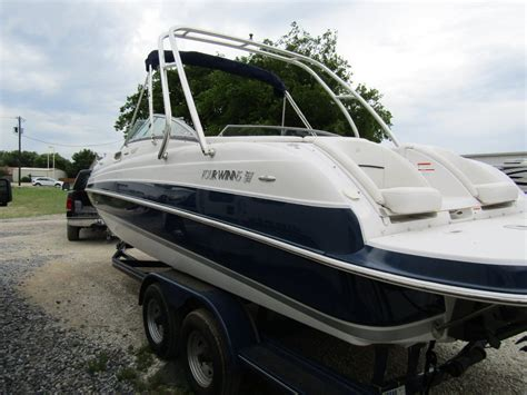 four winns build a boat four winns 244 deck boat 2007 for sale for 34 500 boats
