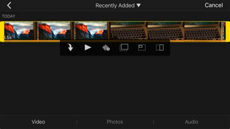 themes for imovie iphone how to make a movie with imovie on an iphone or ipad