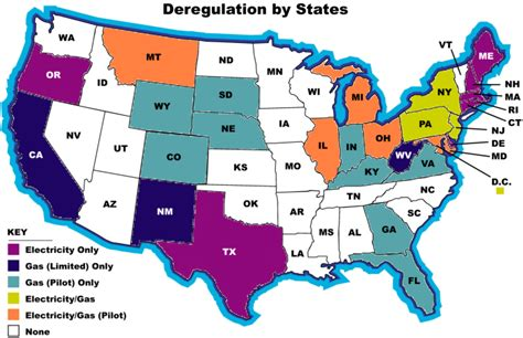 www map of the united states degulation map of united states quantum gas power
