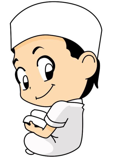 muslim kartun gambar gambar karakter