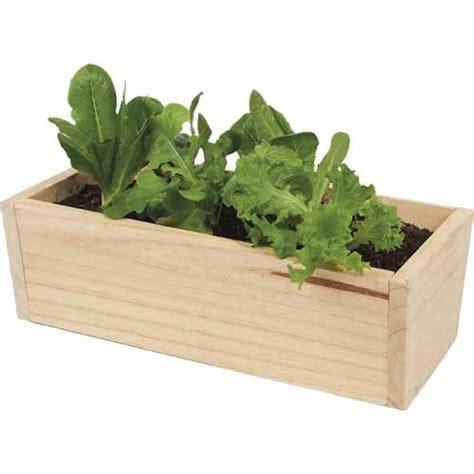 easy  project kitset planter box pots planters