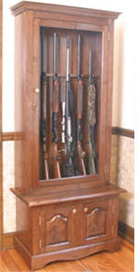 Plans For A Wood Gun Cabinet