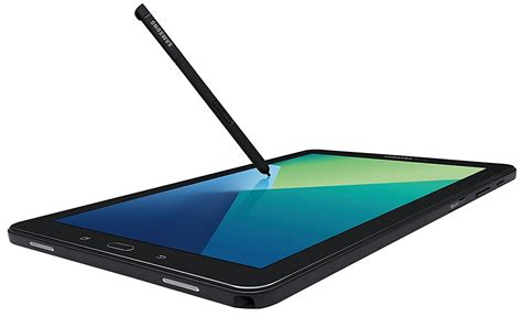 Samsung A With Pen samsung galaxy tab a 10 1 with s pen sm p580 2016