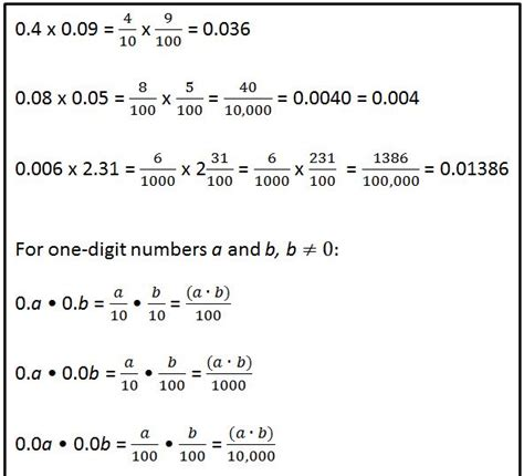 what pattern can you use to multiply a number 6 1 3a multiplication division scimathmn