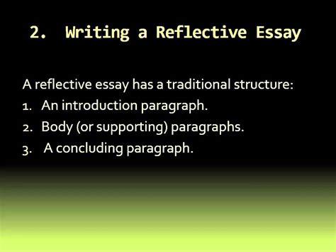 how do i write a reflection paper how to write a reflective essay