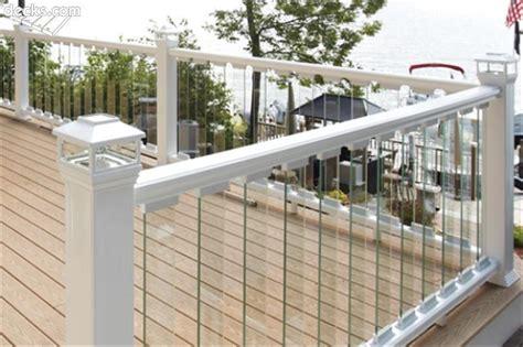Patio Railings by Decks Deck Railing Designs