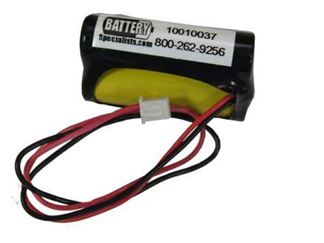 Sweeper Triangle Wireless Electric Mesin Peny Berkualitas exitronix 10010037 3 6v 600mah emergency lighting battery