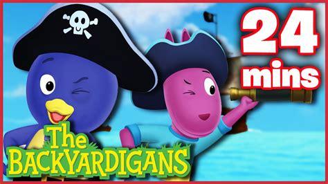 Backyardigans A Pirate Says Arrr The Backyardigans Pirate Treasure Ep 1