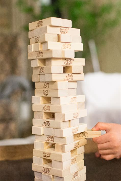 Or Jenga Sight Word Jenga