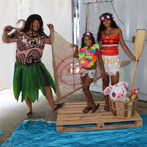 moana boat pallet moana birthday party ideas photo 30 of 51 catch my party