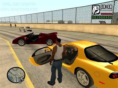 best mod car game gta san andreas best car mods doovi