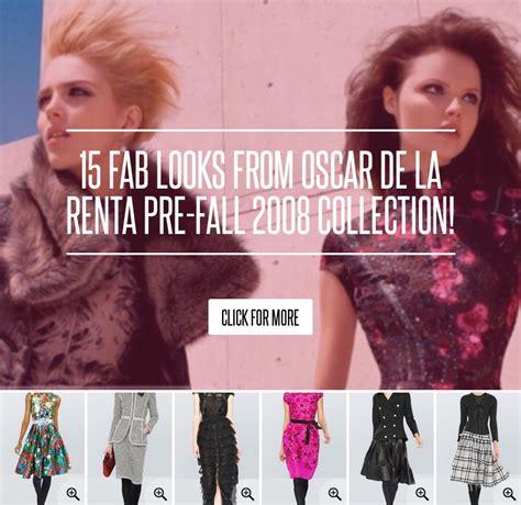 15 Fab Looks From Oscar De La Renta Pre Fall 2008 Collection by 15 Fab Looks From Oscar De La Renta Pre Fall 2008