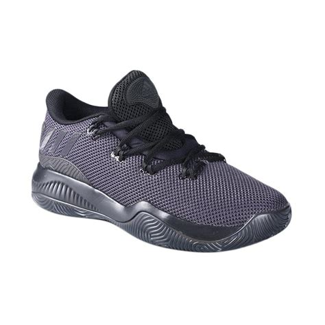 Sepatu Basket Nba Jual Adidas Basketball Nba Hitam Sepatu