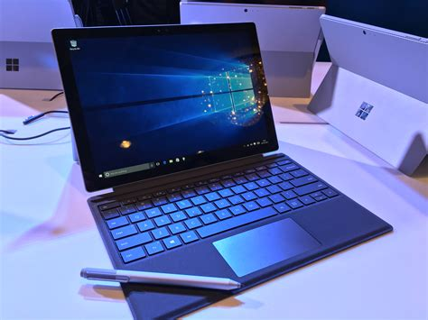 Microsoft Pro microsoft launches surface pro 4 in india