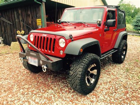 Jeep Wrangler Stinger Elite Stinger Winch Front Bumper Jeep Wrangler Jk 07 16