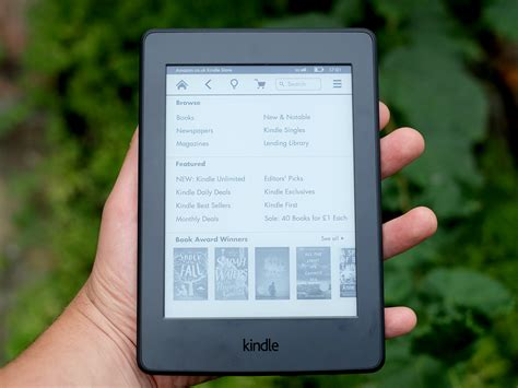 amazon kindle paperwhite 3 2015 review youtube kindle paperwhite 2015 review stuff