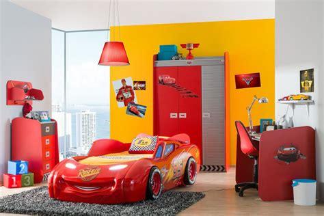 Decoration Chambre Garcon Cars by Deco Chambre Garcon Cars Disney Visuel 5