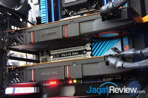 Vga Amd R9 290x review vga amd radeon r9 290x dual crossfirex tenaga besar untuk gaming di eyefinity jagat review