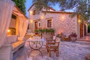 Bathtub In Bedroom Villa Anastasia In Rethymnon Crete