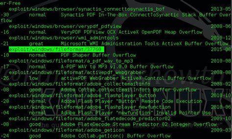 kali linux buffer overflow tutorial hacking windows 7 with pdf shaper buffer overflow exploit