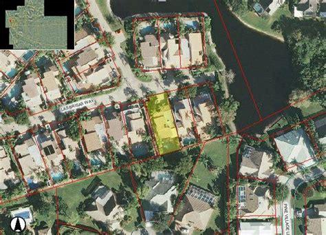 Bay County Fl Property Records Aerial View Of Las Brisas At Pelican Bay Naples Fl