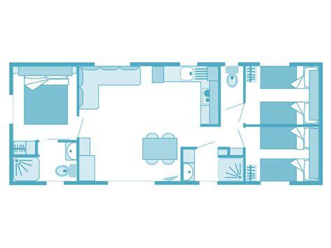 Cottage 6 personen 3 kamers 2 badkamers met airconditioning Premium   La Roquette sur Siagne
