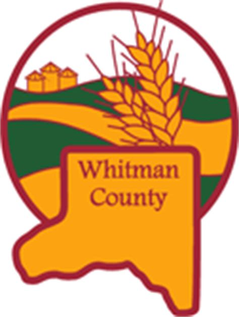 Whitman County Court Records Map