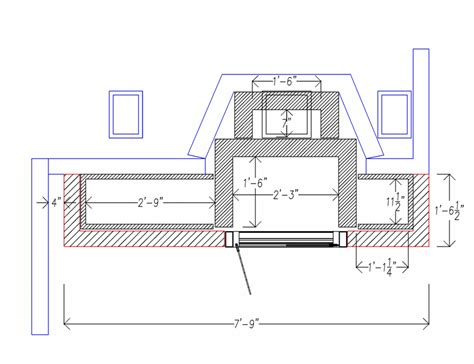 Fireplace Plans by Labs Cchrc Alaska Fireplace Retrofit Contest