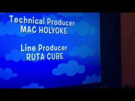 Backyardigans End Credits The Backyardigans Ending Nelvana Nick Jr Nickelodeon